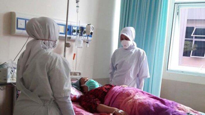 KLB Difteri Makin Parah, Aceh Nomor Dua Secara Nasional, Ini Jumlah Pasien Dirawat di RSUZA