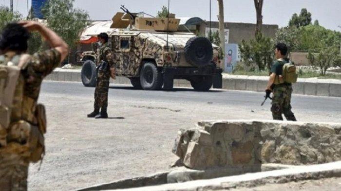 Pasukan Afghanistan Gempur Taliban, Rebut Kembali Perbatasan dengan Pakistan