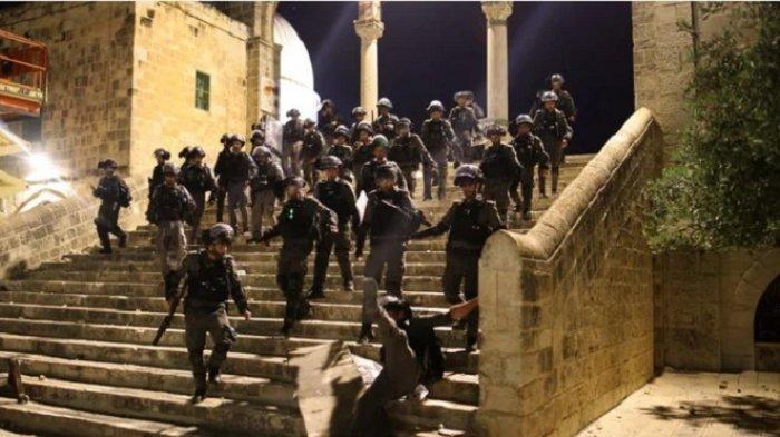 Liga Arab Kecam Serangan Israel, Penghinaan Terhadap Muslim di Akhir Ramadhan
