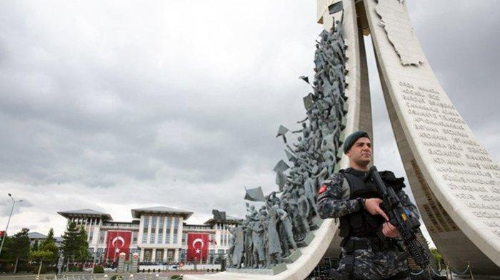 AS Tuduh Turki Sebagai Tempat Penyaluran Dana ISIS Secara Global