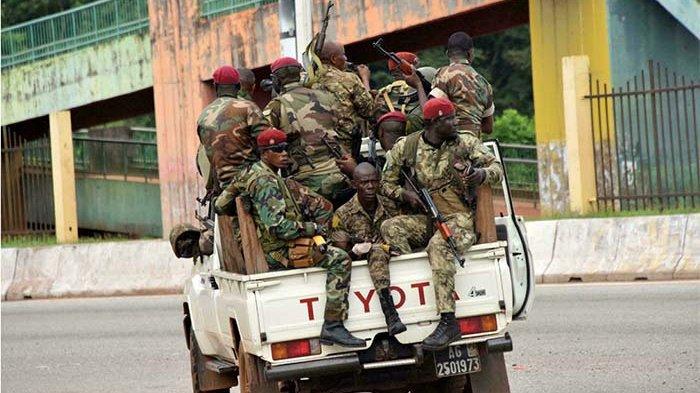 Ubah Konstitusi Demi Jabat 3 Periode, Kini Presiden Guinea Dikudeta dan Ditahan Pasukan Khusus