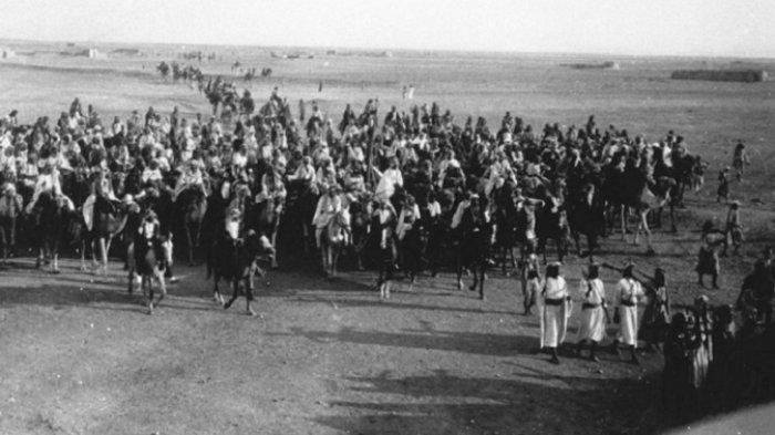 Kisah Pengepungan Madinah 1915, Jenderal Ottoman Turki Paksa Warga Madinah Pindah ke Negara Lain