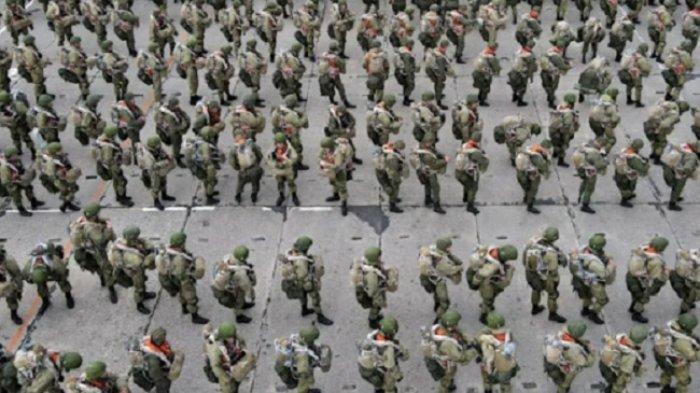 Rusia Bentuk 20 Unit Militer Baru, Siap Hadapi Ancaman AS dan NATO