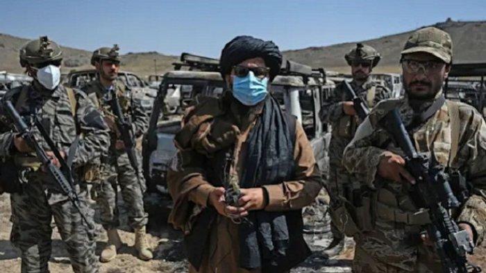 Menlu AS: Taliban Pemerintah de facto Afghanistan