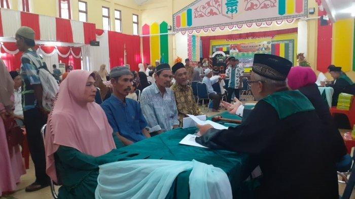 150 Pasangan Suami Istri di Aceh Selatan Ikut Itsbat Nikah