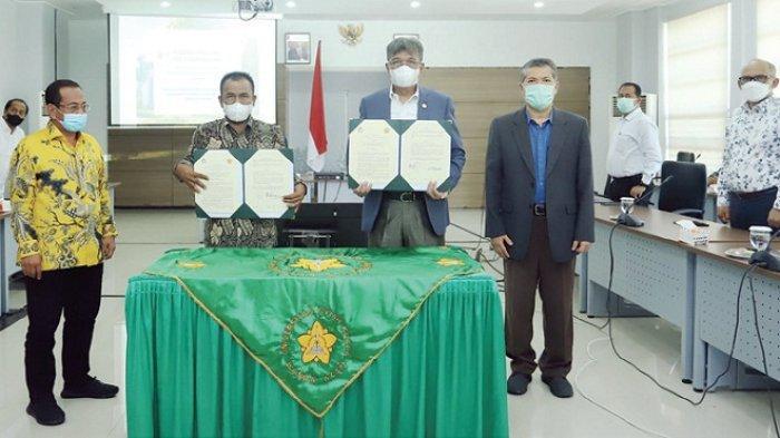 USK Jalin Kerja Sama dengan DPRK Aceh Barat