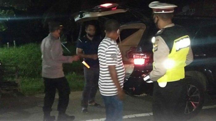 Antisipasi Pelemparan Bus, Polres Aceh Timur Tingkatkan Patroli
