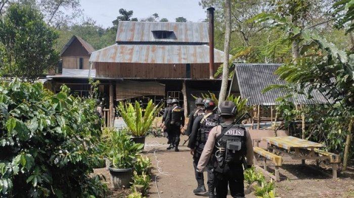 Jaga Kamtibmas di Bener Meriah, Polisi & Brimob Patroli Bersama, Sasar Tempat Keramaian dan Wisata