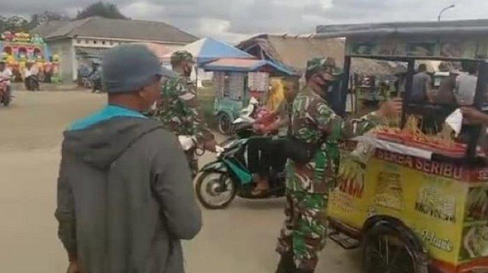TNI-Polri 'Serbu' Dermaga Susoh