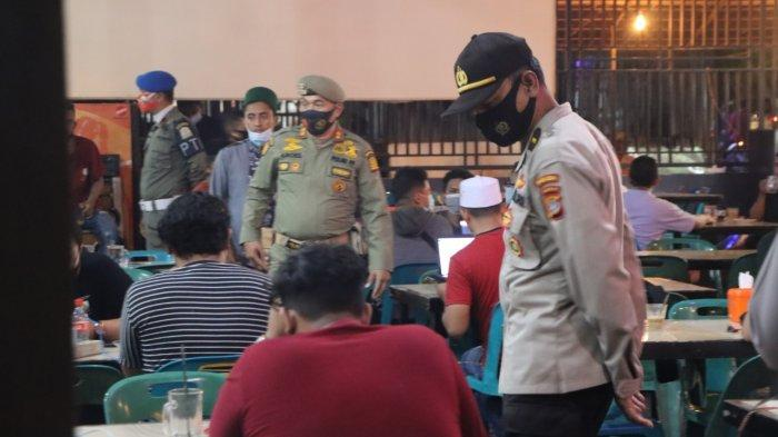 Cegah Penyebaran Covid-19, Satgas Yustisi di Banda Aceh Gelar Patroli