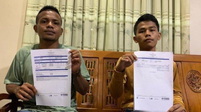 Kisah Pria Asal Kupang dan Aceh Tenggara Batal Naik Sriwijaya Air, Selamat Karena Naik Kapal Laut