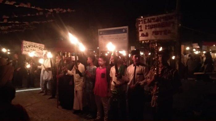 Bulan Muharram 1443 H, Ini Aktivitas Keagamaan di Indonesia, dari Potong Kerbau sampai Berendam