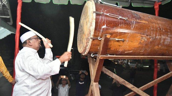 Dinas Kesehatan Juara Festival Pawai Takbir di Bireuen