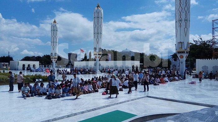 Surat Terbuka untuk Pengurus Masjid Raya Baiturrahman