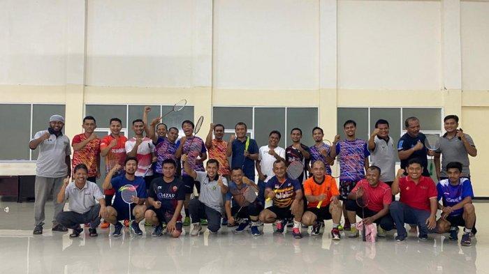 Seru! PB Pena Latih Tanding dengan PB Pemkab Pijay, Pertandingan Alot Tersaji, Hasilnya Menegangkan