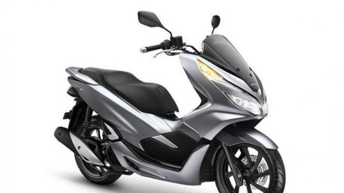 All New Honda PCX Raih Bike of The Year