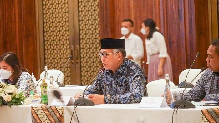 Gubernur Nova Paparkan Potensi Investasi Aceh ke Perusahaan asal Abu Dhabi