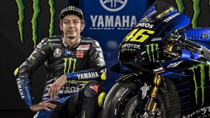 Prediksi Karier Valentino Rossi di MotoGP Menurut Sang Ayah Graziano Rossi