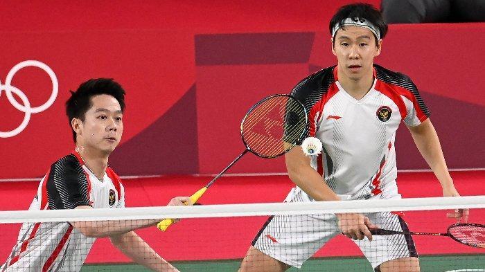 Jadwal Siaran Bulutangkis Olimpiade Tokyo 2020 Hari Ini, Marcus/Kevin Hadapi Wakil China Taipei