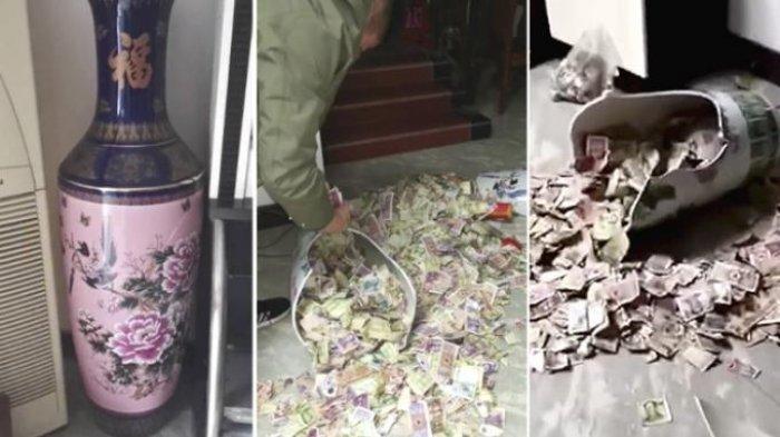 Gadis Ini Temukan Harta yang Disimpan Ayahnya selama 13 Tahun Setelah Tak Sengaja Pecahkan Vas