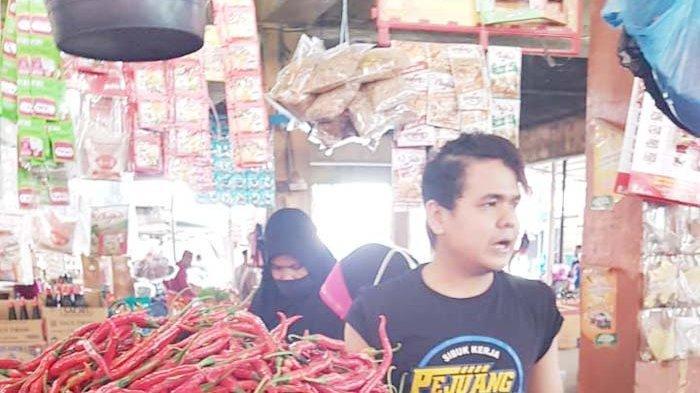 Jelang Puasa, Harga Cabai Merah Mulai Bergerak Naik, Sayur Turun, Begini Pasarannya