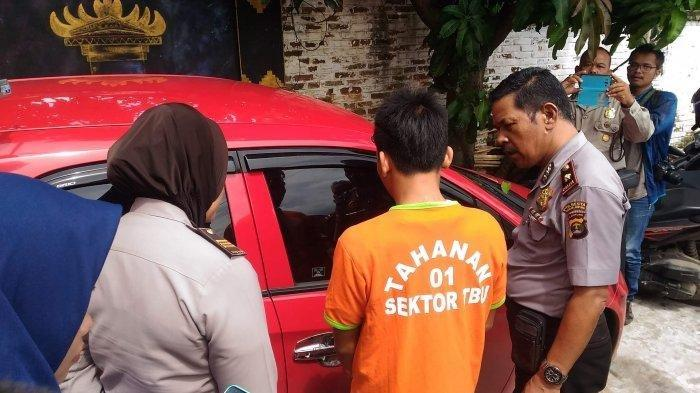 Sudah Lama Idamkan Mobil, Pedagang Durian di Bandar Lampung Nekat Rampas Mobil Honda Brio di Jalan