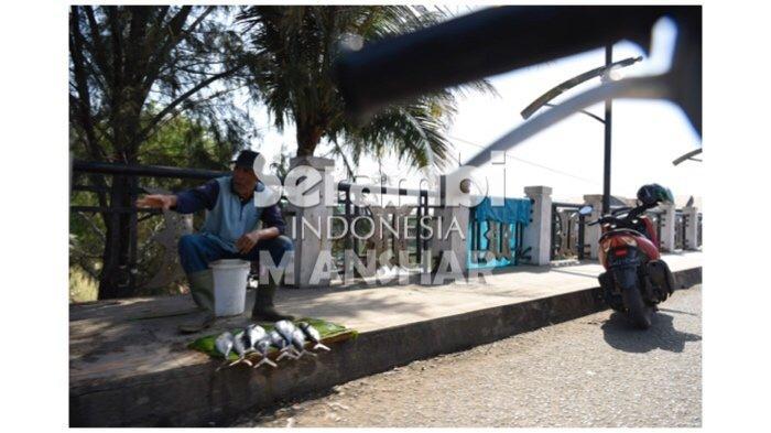 FOTO- FOTO: Pedagang Ikan Asongan Masih Berjualan di Jembatan Peunayong - pedagang-ikan2.jpg
