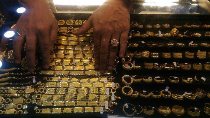 Harga Emas Masih Berada Di Angka Rp 2 Juta Lebih Per Mayam Serambi Indonesia