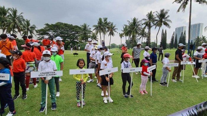 Hebat! Pegolf Cilik Aceh, Cut Mutiara Puloie Juara Best Gross di Turnamen Golf PAGI Karawaci
