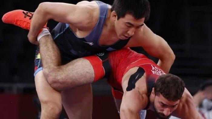 Tiga Pegulat Arab Tersingkir dari Olimpiade Tokyo