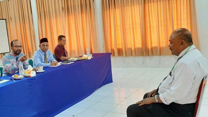 Lelang Jabatan di Pidie Tuntas,  18 Pejabat yang Lolos Ditentukan Abusyik