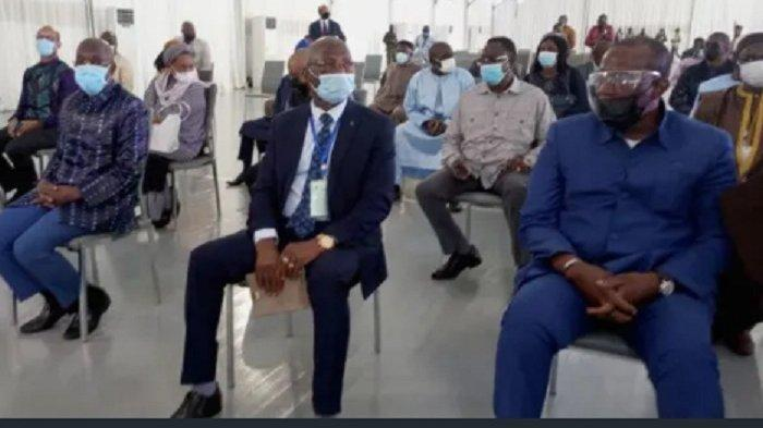 Pejabat Guinea Dilarang Bepergian ke Luar Negeri, Politisi Ditangkap