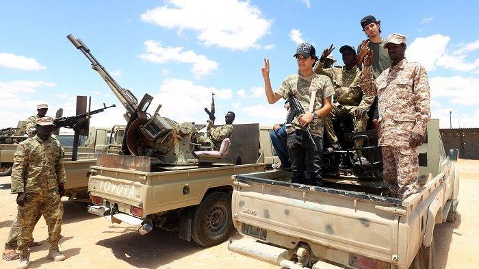 Usai Muammar Khadafi Digulingkan dan Dibunuh, Libya Terpecah Belah, PBB Turun Tangan