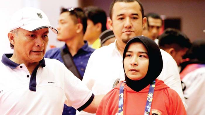 Bukan Diskriminasi Hijab, Ini Alasan Miftahul Jannah Didiskualifikasi dari Asian Para Games 2018