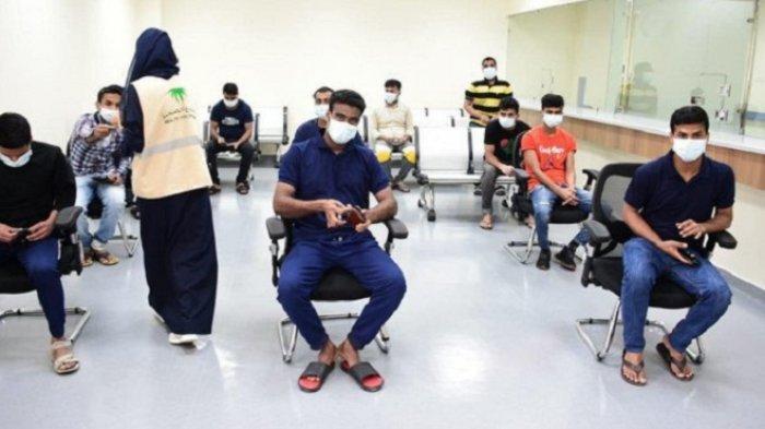 Arab Saudi Wajibkan Seluruh Pekerja Disuntik Vaksin Covid-19