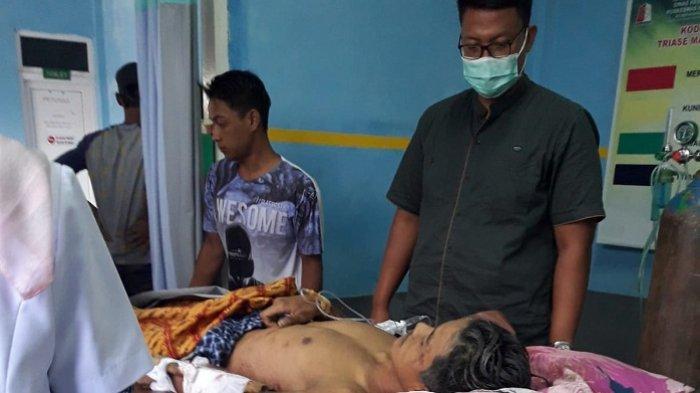 Pekerja Terjatuh dan Meninggal di Pabrik PT Kalista Alam di Nagan Raya, Begini Kronologinya