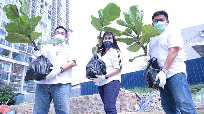 Tanam 4.500 Pohon Endemik di 55 Titik se-Indonesia,  FIFGROUP Hijaukan Bumi dan Pecahkan Rekor MURI