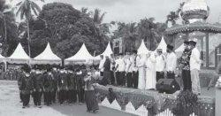 MTQ XXXV Kabupatan Aceh Selatan Resmi Dibuka