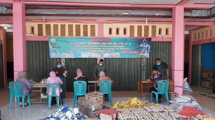 Aceh Jaya Gelar Pasar Murah, Ini Barang dan Daftar Harga yang Bisa Diperoleh