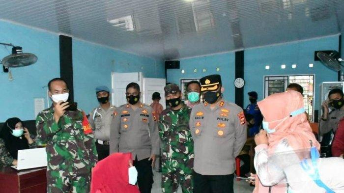 7.500 Warga Aceh Timur Mulai Divaksin