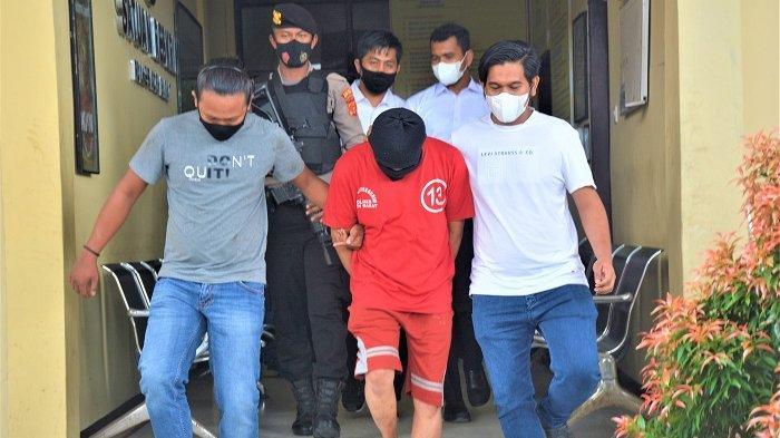 Polisi Tangkap Pembunuh Nek Dahniar