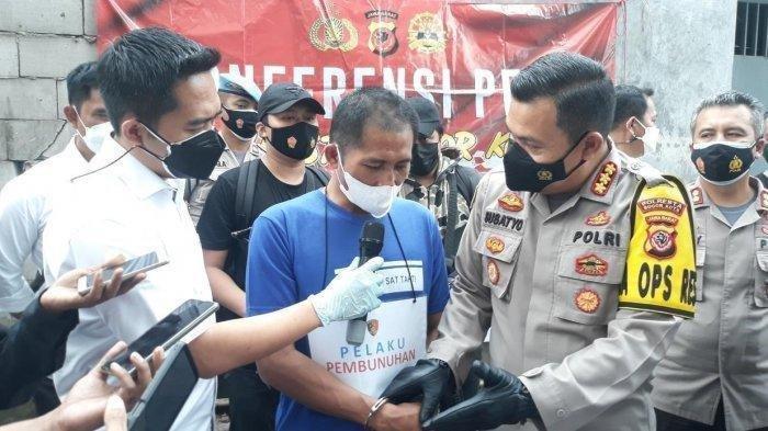 FAKTA Sopir Angkot Bunuh Janda Pemilik Warung, Pelaku Cemburu Korban Berhubungan dengan Pria Lain