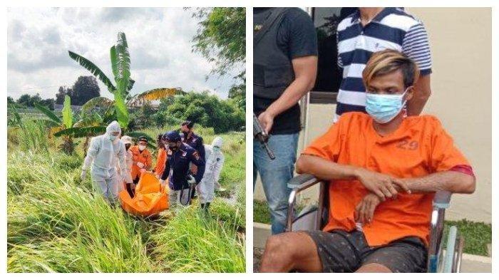 Wanita Pedagang Sayur Tewas Dibunuh, Pelaku Cecik Korban dan Disetubuhi Mayatnya