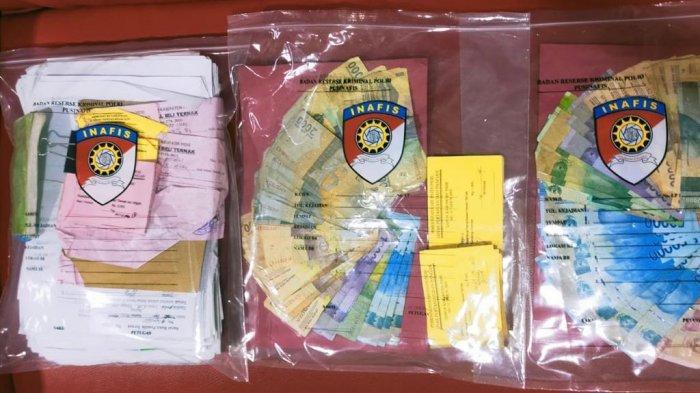 Lima Pelaku Pungli Ditangkap di Padang Tiji Pidie, 1 PNS, 2 Honorer dan 2 Warga