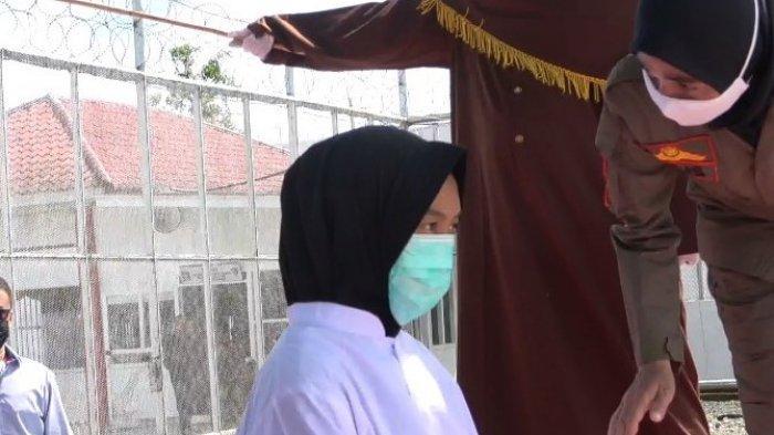 Enam Pelanggar Syariat Islam di Simeulue Dihukum 62 Kali Cambuk, Kasus Maisir dan Khalwat