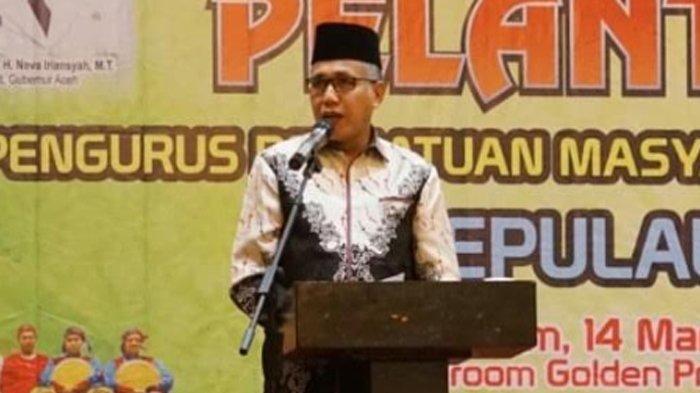Plt Gubernur Larang ASN Shalat Ied di Masjid