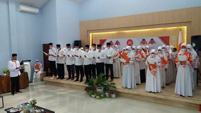 PKS Lantik 9 DPC di Kota Banda Aceh, Konsolidasi Sambut Pilkada
