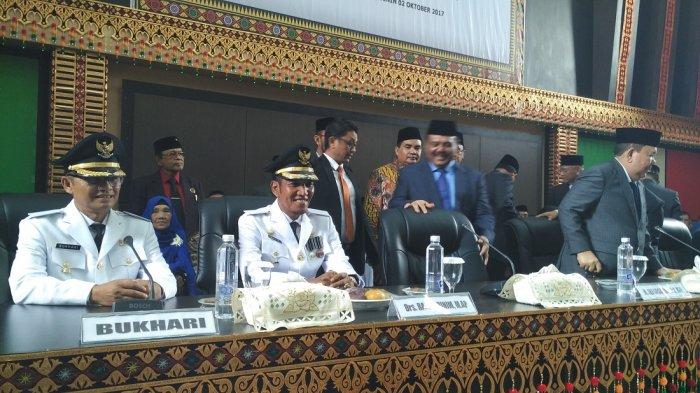 Hasanuddin B-Ali BasrahHadiri Pelantikan Bupati Terpilih Raidin-Bukhari