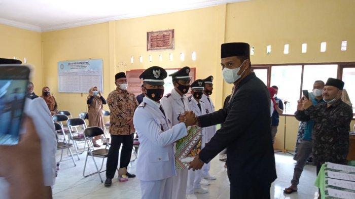 Lima Keuchik di Idi Rayeuk Aceh Timur Dilantik, Ini Nama-namanya