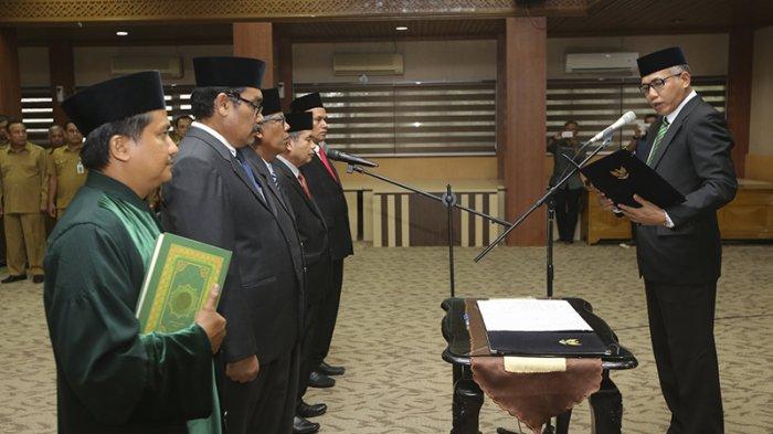 Wagub Nova Iriansyah Minta Peran Lembaga Wali Nanggroe Ditingkatkan